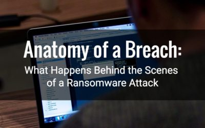 Anatomy of a Breach: What Happens Behind the Scenes of a Ransomware Attack